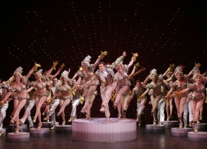 42nd STREET TO VISIT UCA FEB. 28