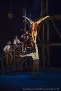 CIRQUE ÉLOIZE TO PRESENT 'SALOON' FEB. 14