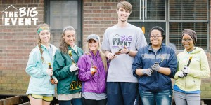 UCA STUDENTS PREPARE FOR THE BIG EVENT MARCH 9
