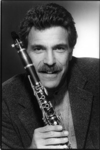 CLARINETIST EDDIE DANIELS TO BE IN RESIDENCE APRIL 19-20