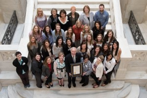UCA CELEBRATES OCCUPATIONAL THERAPY CENTENNIAL