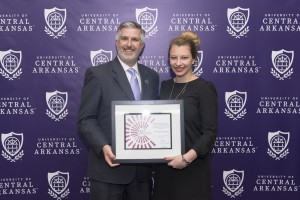 SERVICE-LEARNING AWARDS HELD AT UCA