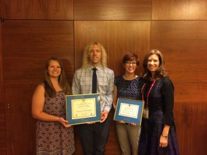 FOUNDATION FOR PHYSICAL THERAPY RECOGNIZES UCA STUDENTS