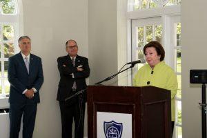 UCA SHOWCASES RENOVATIONS TO HISTORIC MIRROR ROOM