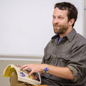 CREATIVE WRITER ALEXANDER WEINSTEIN TO BE IN RESIDENCE OCT. 5-6