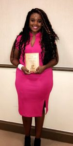 UCA ALUM RECEIVES 2017 TRIO ACHIEVER AWARD