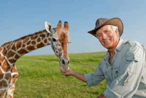 JACK HANNA'S 'INTO THE WILD LIVE' SET FOR REYNOLDS OCT. 27