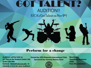 UCA'S GOT TALENT MAKES SECOND APPEARANCE