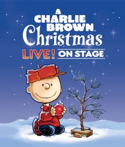 A CHARLIE BROWN CHRISTMAS LIVE! ON STAGE NEARLY SOLD OUT AT REYNOLDS PERFORMANCE HALL