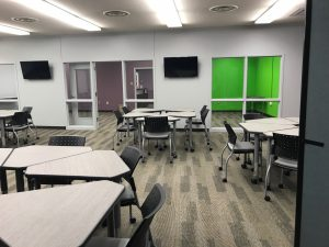 NEW LEARNING SUITE OPENS IN COE