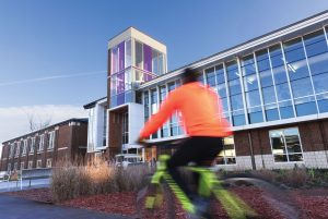UCA NAMED A BICYCLE FRIENDLY UNIVERSITY