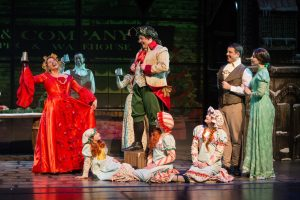 'A CHRISTMAS CAROL' TO BENEFIT  REYNOLDS' MAIN STAGE EDUCATION SERIES