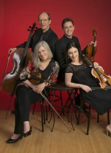 LYDIAN STRING QUARTET TO BE IN RESIDENCE AT UCA