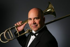 RENOWNED TROMBONIST JOSEPH ALESSI VISITS UCA