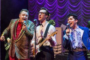 THE BUDDY HOLLY STORY TO PLAY AT UCA MARCH 29