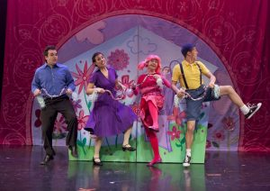 PINKALICIOUS THE MUSICAL COMING TO UCA