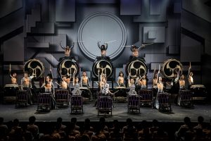 JAPANESE PERCUSSION ARTISTS TO PERFORM DRUM HEART  AT UCA'S REYNOLDS ON MARCH 4
