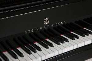 UCA RECEIVES GIFT IN SUPPORT OF STEINWAY INITIATIVE