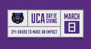 FOURTH ANNUAL UCA DAY OF GIVING SET FOR MARCH 8