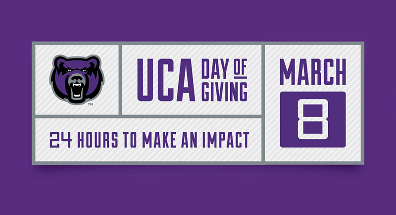 UCA Day of Giving - March 8