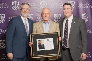 FACULTY AND STAFF HONORED AT 65TH ANNUAL UCA EMPLOYEES SERVICE AWARDS
