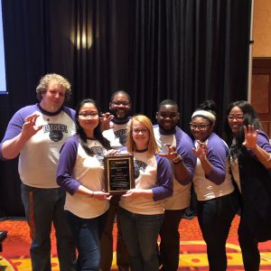 UCA HOUSING AND RESIDENCE LIFE WINS AWARDS
