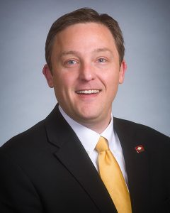 UCA NAMES ARKANSAS SPEAKER GILLAM