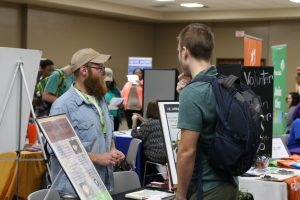 UCA SERVICE-LEARNING HOSTS VOLUNTEER FAIR FOR STUDENTS