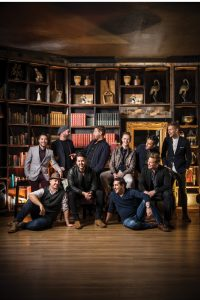 REYNOLDS PERFORMANCE HALL TO PRESENT THE TEN TENORS