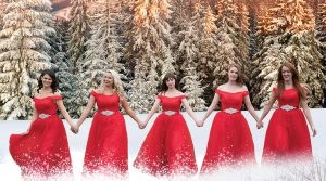 REYNOLDS PERFORMANCE HALL TO PRESENT CELTIC ANGELS CHRISTMAS