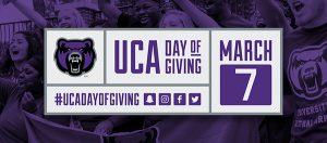 FIFTH ANNUAL UCA DAY OF GIVING SET FOR MARCH 7