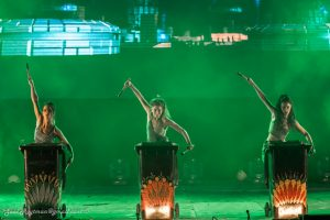 MAYUMANA TO BRING ACTION-PACKED 'CURRENTS' TO UCA
