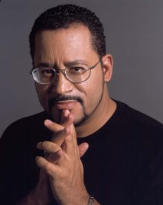 UCA TO HOST BEST-SELLING AUTHOR MICHAEL ERIC DYSON FOR SPEAKERS FORUM AND LECTURE