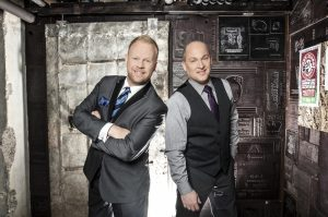 MULTI-AWARD WINNING DAILEY & VINCENT TO PERFORM IN UCA'S REYNOLDS PERFORMANCE HALL