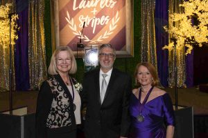 UCA'S LAURELS & STRIPES GALA RAISES $719,000 FOR STUDENT SCHOLARSHIPS