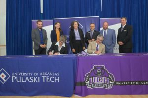UCA, UA-PTC SIGN 'BEAR PARTNERS' AGREEMENT