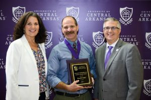 UCA FACULTY HONORED AT 2019 CONVOCATION