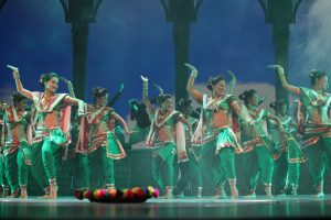 'TAJ EXPRESS' BRINGS BOLLYWOOD CULTURE  TO UCA'S REYNOLDS PERFORMANCE HALL