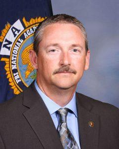 UCA OFFICER GRADUATES FBI NATIONAL ACADEMY