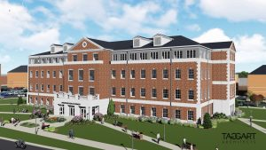 UCA TO HOST GROUNDBREAKING CEREMONY FOR THE INTEGRATED HEALTH SCIENCES BUILDING