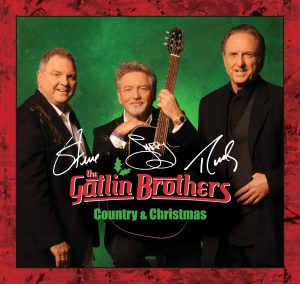 GATLIN BROTHERS TO BRING 'COUNTRY & CHRISTMAS' TO  REYNOLDS PERFORMANCE HALL