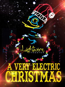 'A VERY ELECTRIC CHRISTMAS' COMING TO REYNOLDS PERFORMANCE HALL