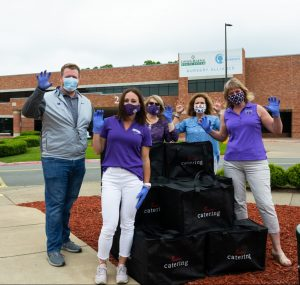 UNIVERSITY DONATES MEALS TO CONWAY REGIONAL