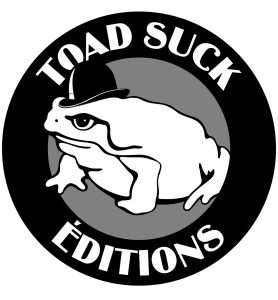 LEGENDARY UCA PUBLICATION TO RELAUNCH AS TOAD SUCK ÉDITIONS