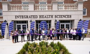 UCA celebrates grand opening of Integrated Health Sciences Building