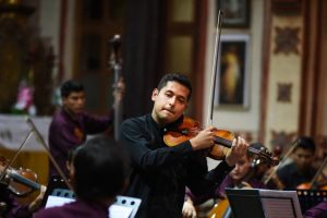 UCA STUDENT WINS POSITION PERFORMING WITH STATEWIDE ORCHESTRA