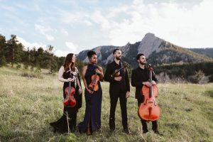 UCA invites Ivalas Quartet as artist-in-residence