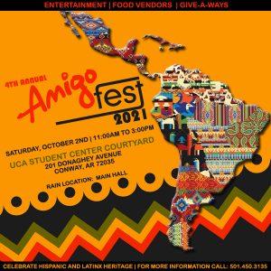 UCA continues Amigo Fest tradition