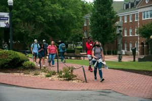 UCA sees more than eight percent increase for first-time undergraduate enrollment