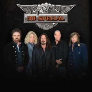 38 Special to perform at UCA